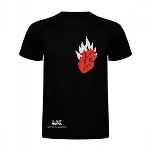 Camiseta Seres Inflamables Hombre